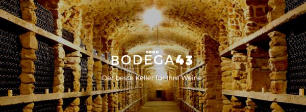 Weinkühlschränke von BODEGA43